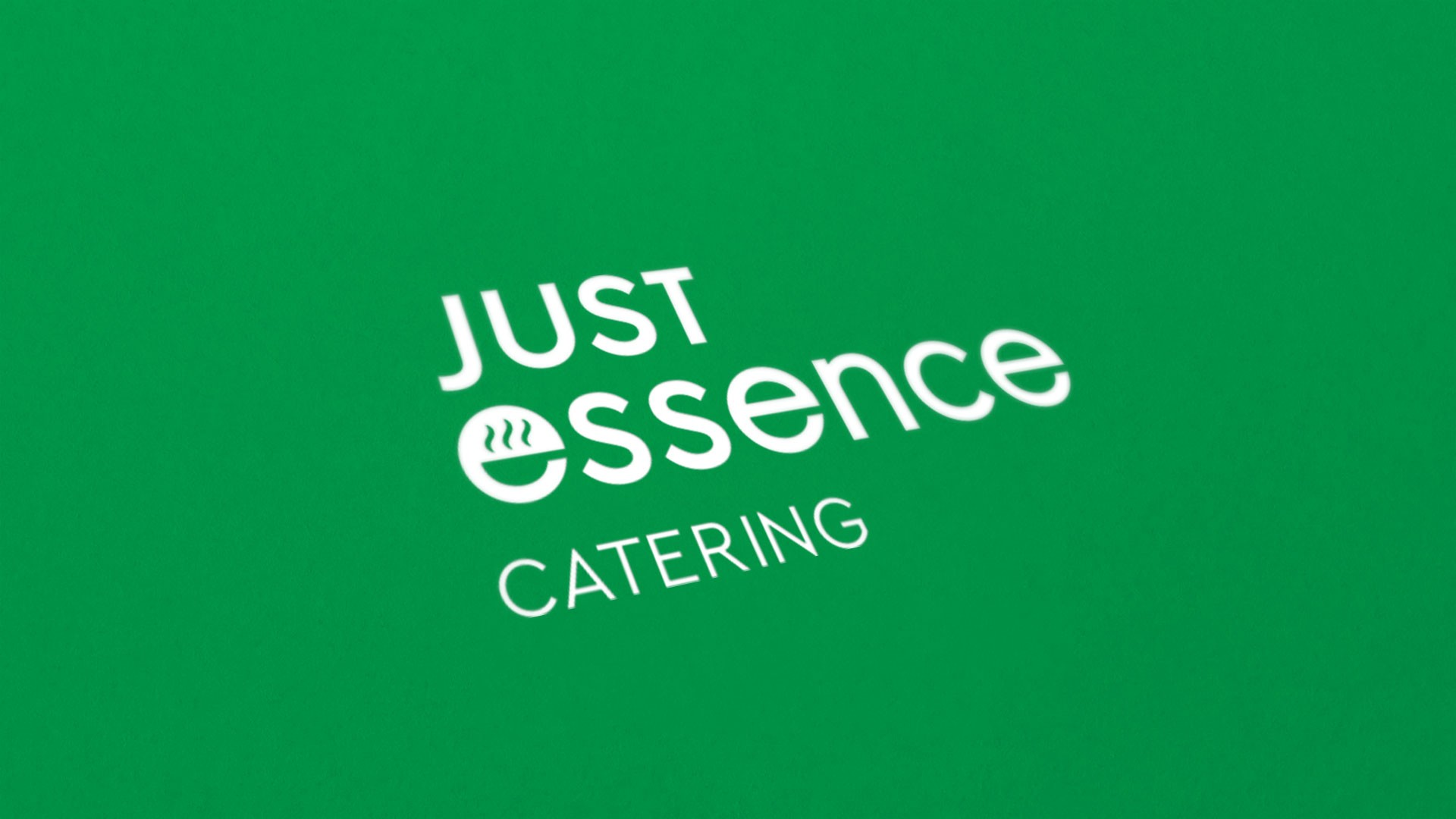 Just Essence 01 logo reversed