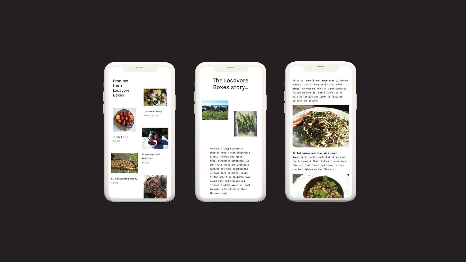 Locavore Boxes 03 Iphone mockup 3