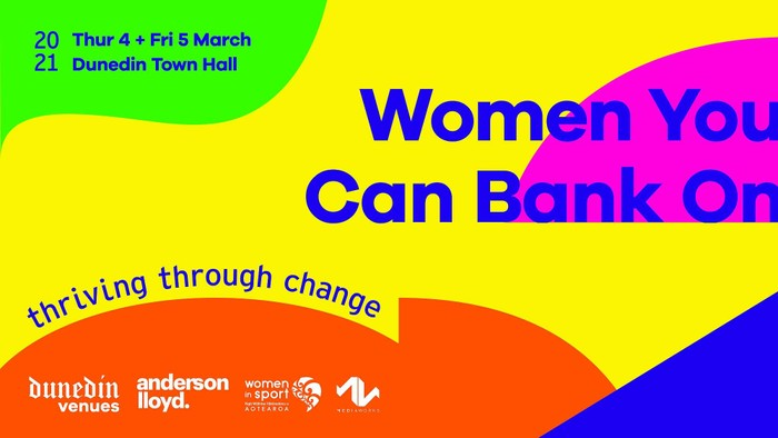 Women You Can Bank On - Save The Date! ?