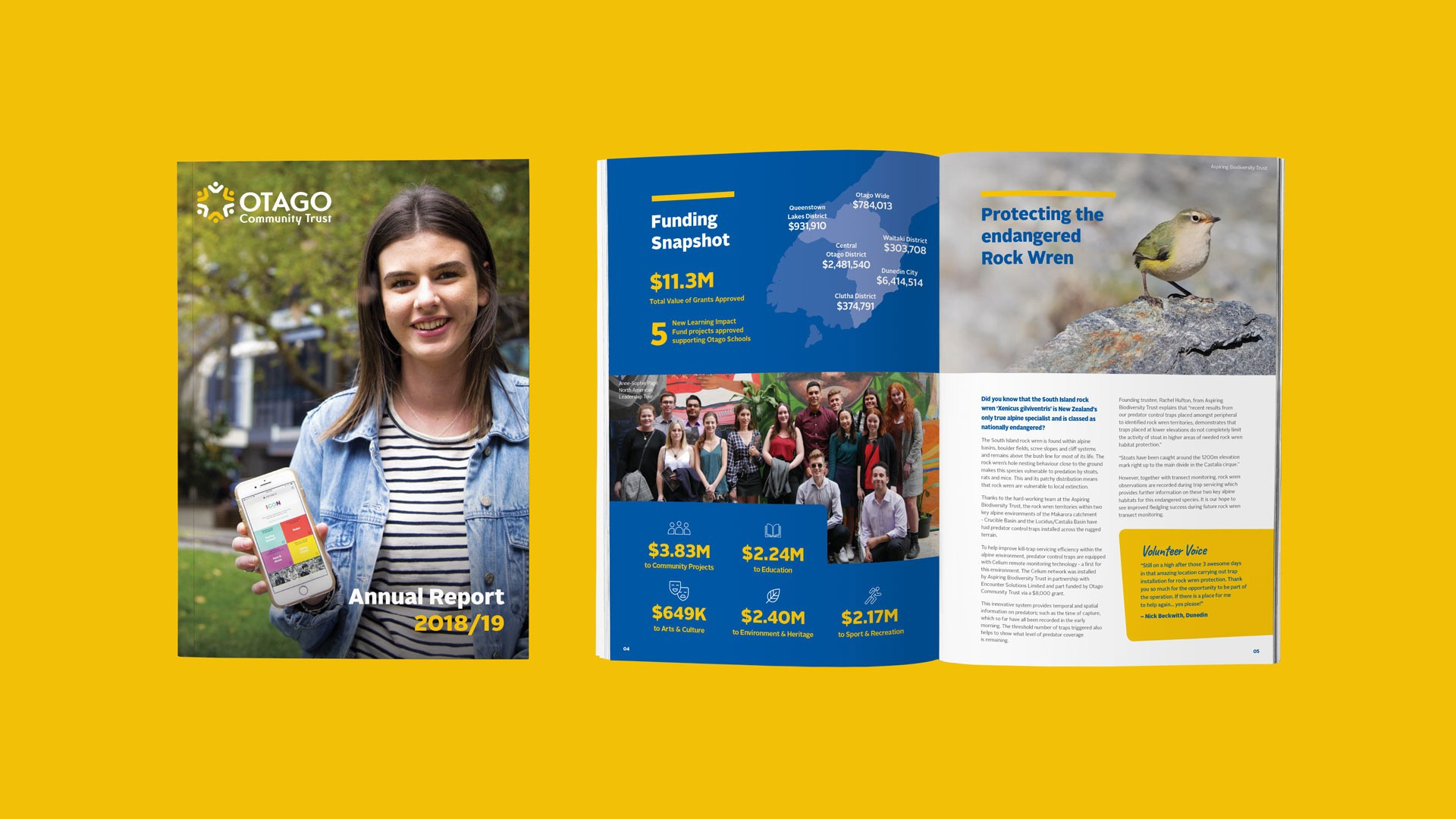 Otago Community Trust annual report